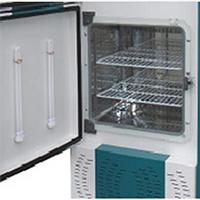 Cửa kính trong Tủ ấm JSGI-250T