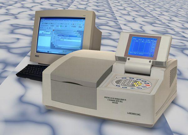 Máy quang phổ UV-VIS Split beam