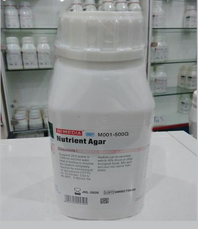 Môi trường vi sinh Nutrient Agar M001