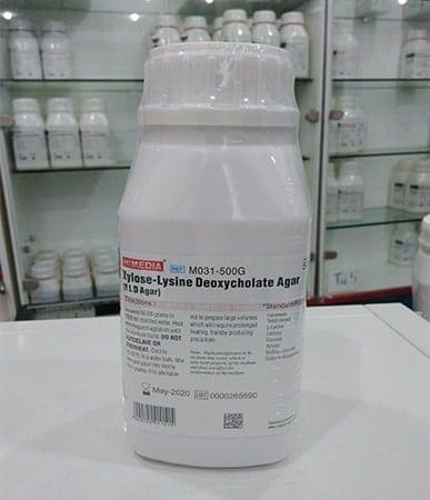 Môi trường Xylose-Lysine Deoxycholate Agar