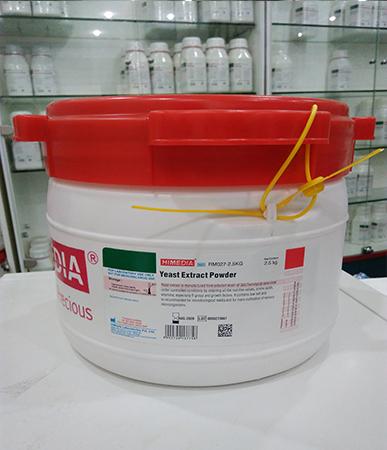 Môi trường Vi sinh Yeast Extract Powder