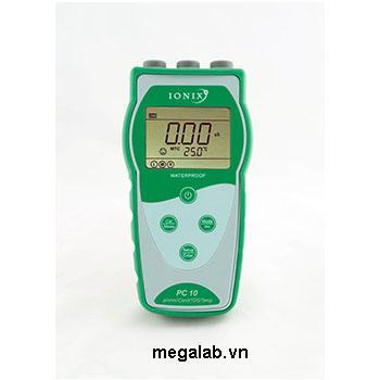 Máy đo pH/độ dẫn điện PC10