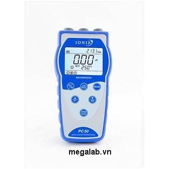 Máy đo pH/độ dẫn điện PC50
