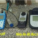 Thiết bị đo kiểm pH và độ màu