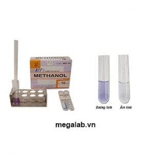 Kit kiểm traMethanol trong rượu