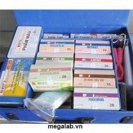 Bộ kit kiểm tra vệ sinh an toàn thực phẩm