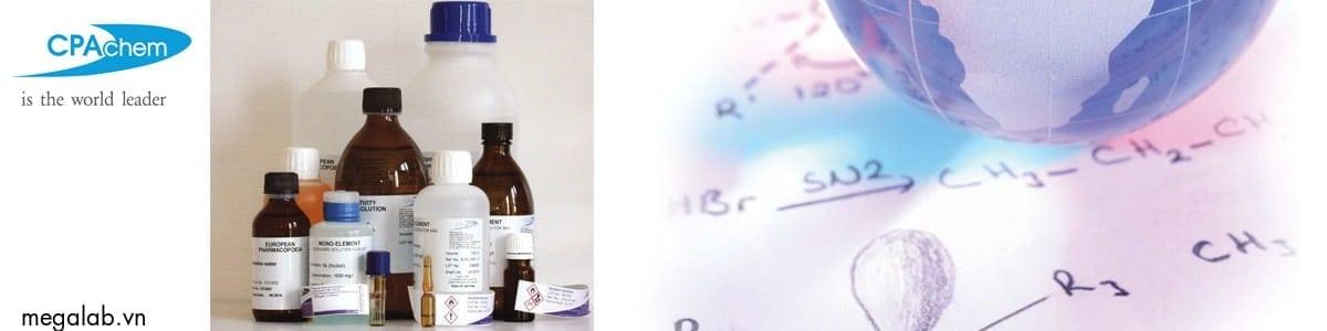 Hóa chất chuẩn được sản xuất bởi CPAchem