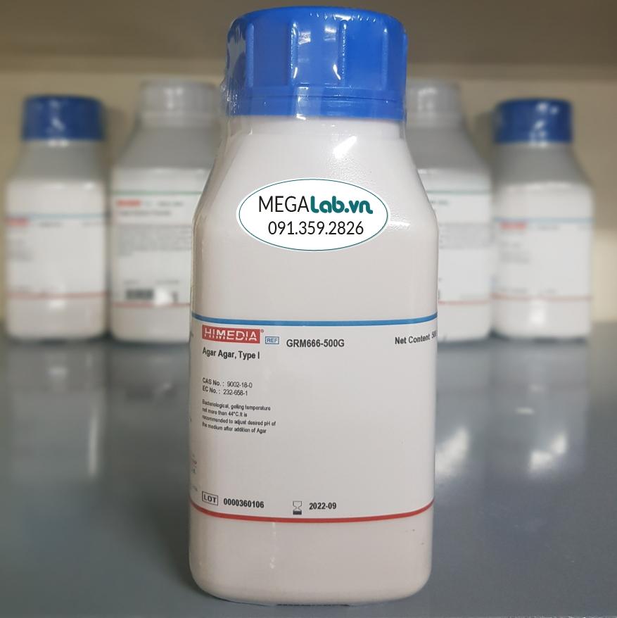 Agar Agar Type I GRM666-500G