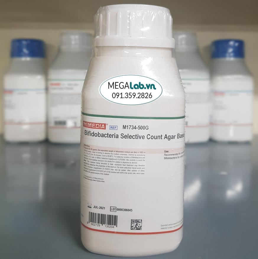 Bifidobacteria Selective Count Agar Base (BSC Propionate Agar Base) M1734-500G