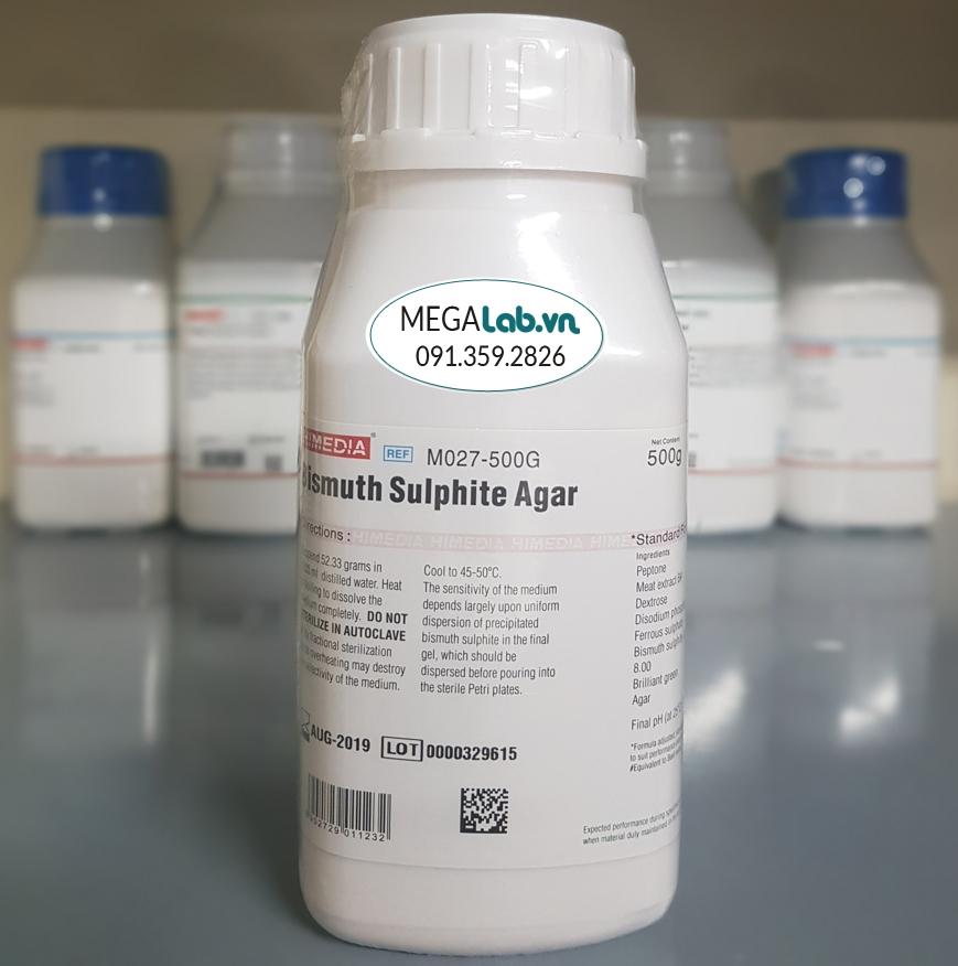Bismuth Sulphite Agar M027-500G