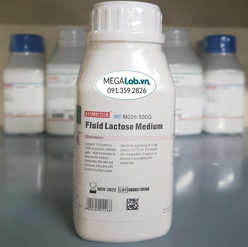 Fluid Lactose Medium M026-500G