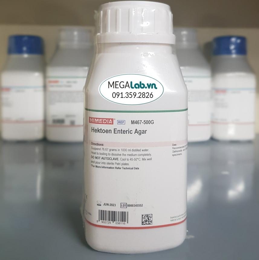Hektoen Enteric Agar M467-500G