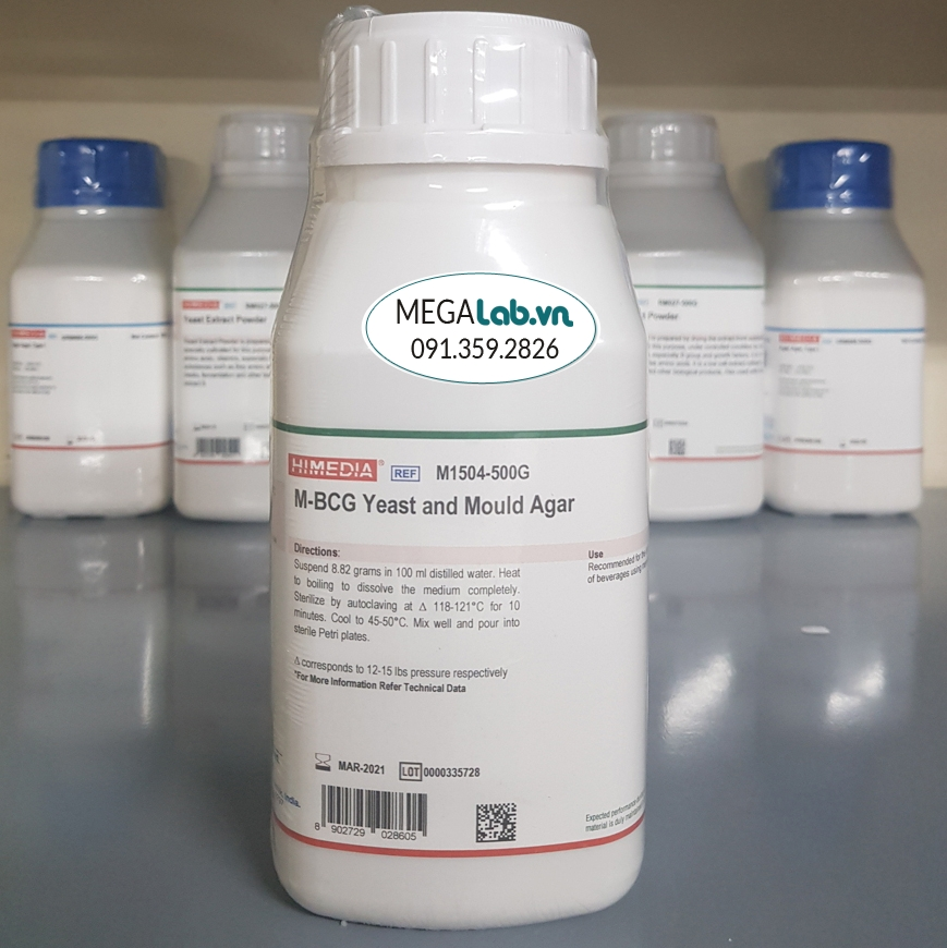 M-BCG Yeast and Mould Agar M1504-500G
