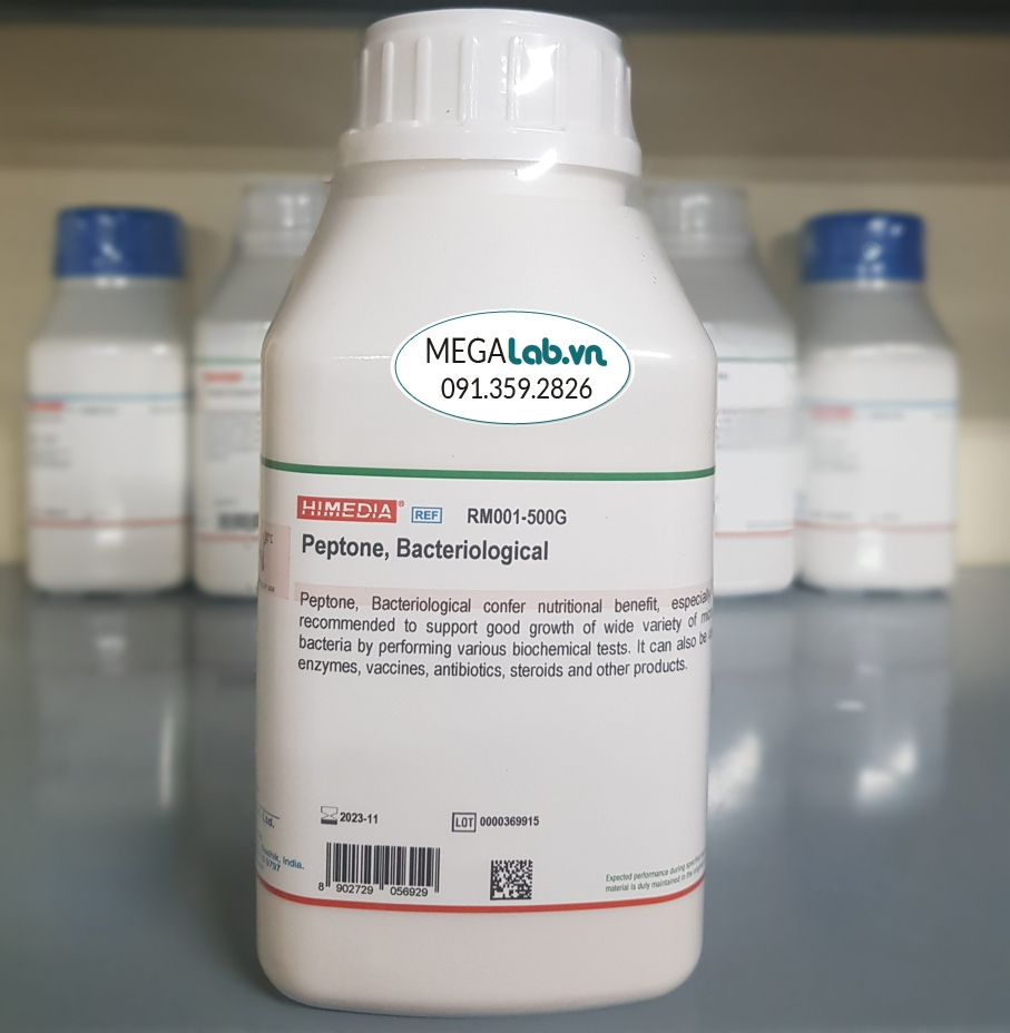 Peptone, Bacteriological RM001-500G