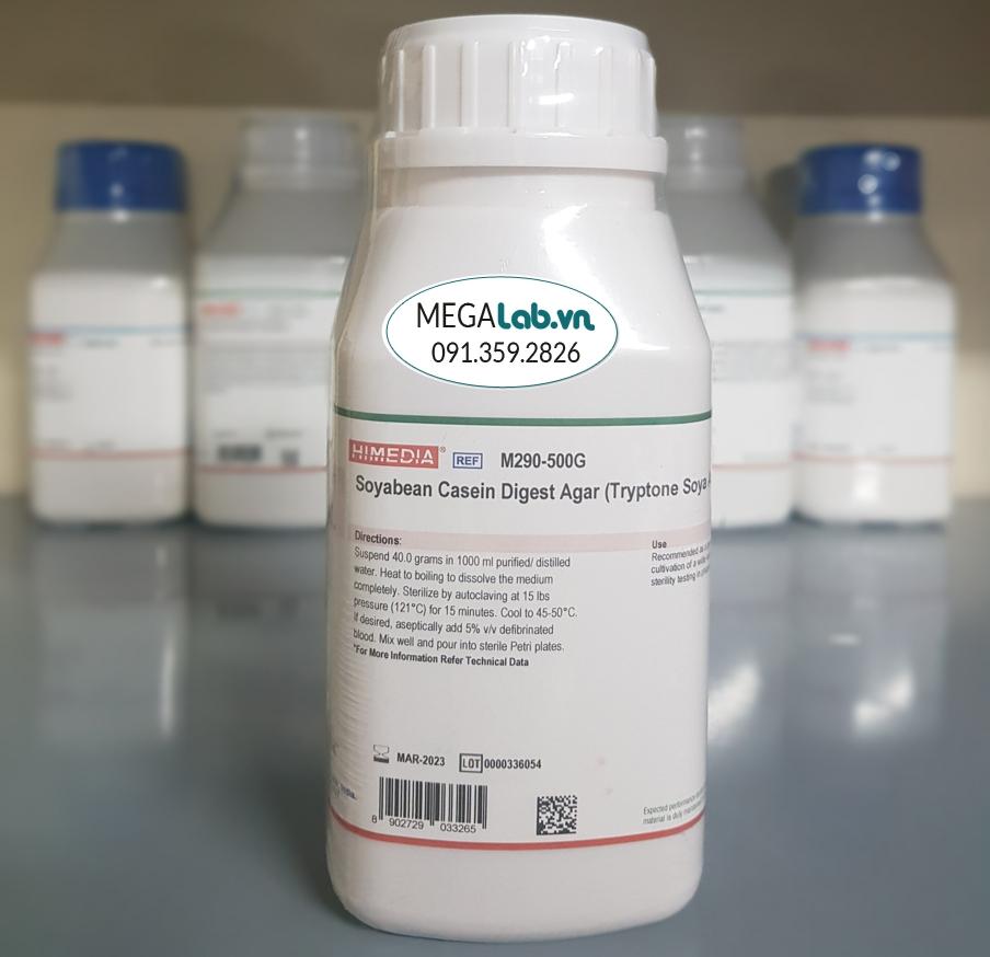 Soyabean Casein Digest Agar (Tryptone Soya Agar) M290-500G