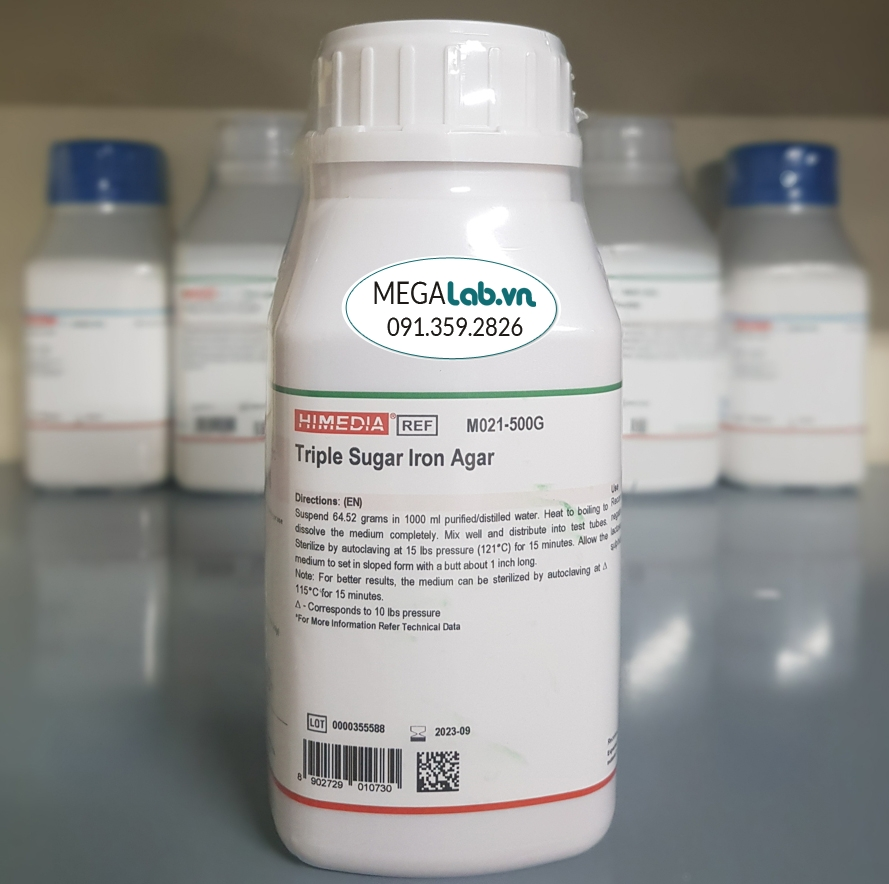 Triple Sugar Iron Agar M021-500G