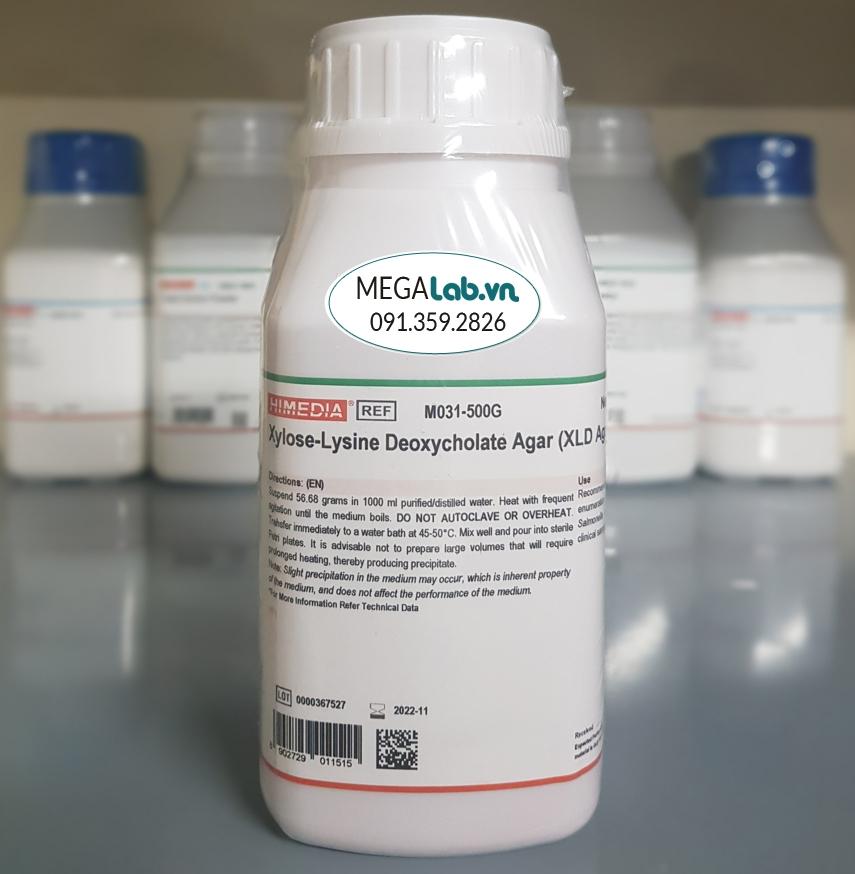 Xylose-Lysine Deoxycholate Agar (XLD Agar) M031-500G